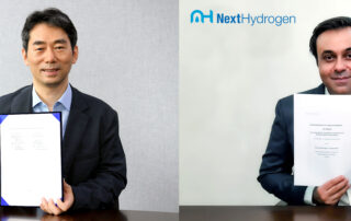 MOU Signing Between Hyundai Motor Group and Next Hydrogen